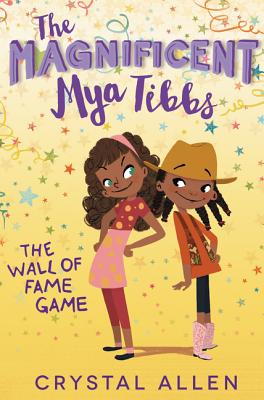 The Magnificent Mya Tibbs Cover