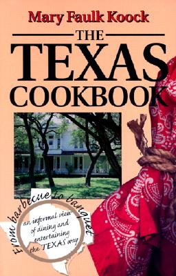 The Texas Cookbook Cover