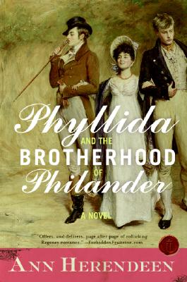 Cover for Phyllida and the Brotherhood of Philander