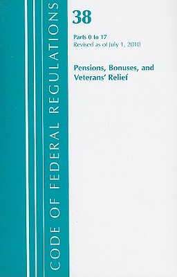 Pensions, Bonuses, and Veterans' Relief: Parts 0 to 17 Cover Image