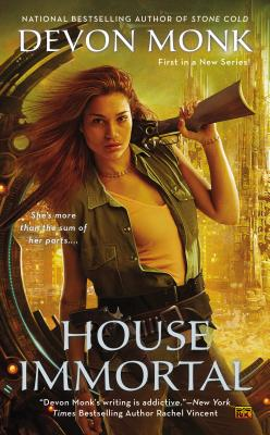 House Immortal (A House Immortal Novel #1) Cover Image