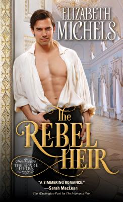 The Rebel Heir Cover