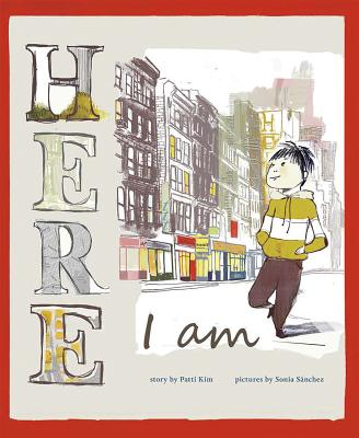 Here I Am Cover
