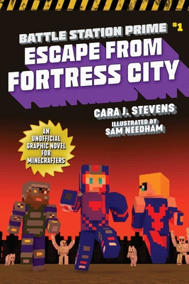 Cover for Escape from Fortress City