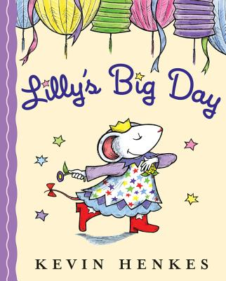 Lilly's Big Day Cover