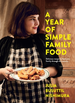 A Year of Simple Family Food Cover Image