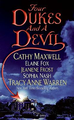 Four Dukes and a Devil Cover