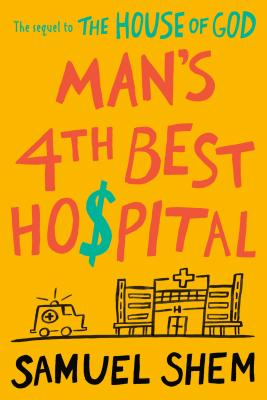 Man's 4th Best Hospital Cover Image