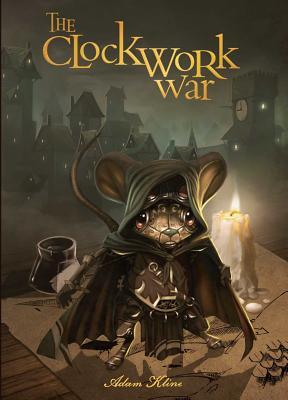Cover for The Clockwork War