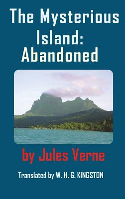 The Mysterious Island: Abandoned. Cover Image