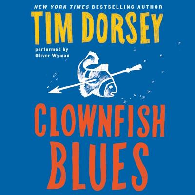 Clownfish Blues (Serge Storms #20) Cover Image