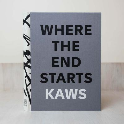 Kaws: Where the End Starts Cover Image