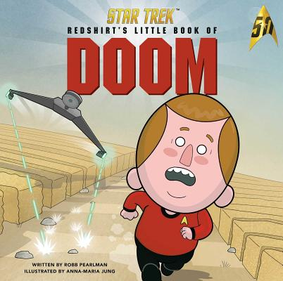 Star Trek: Redshirt's Little Book of Doom Cover Image