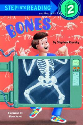 Bones (Step into Reading) Cover Image