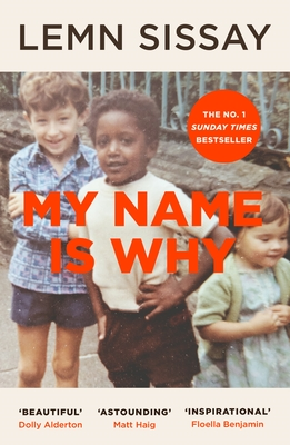 Cover for My Name Is Why