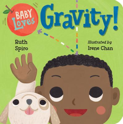 Baby Loves Gravity! (Baby Loves Science #5) Cover Image