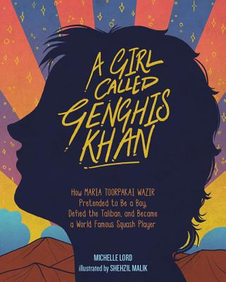 Cover for A Girl Called Genghis Khan, 5