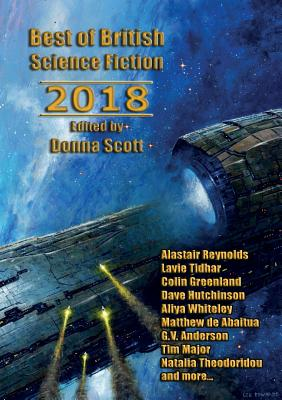 Best of British Science Fiction 2018 Cover Image