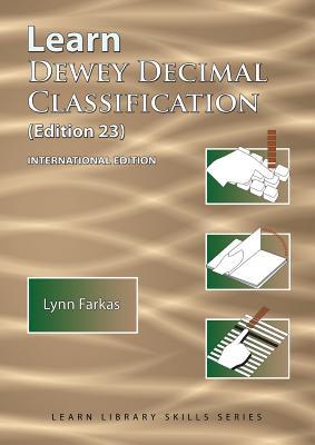 Learn Dewey Decimal Classification (Edition 23) International Edition Cover Image