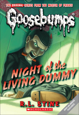 Night of the Living Dummy (Goosebumps (Pb Unnumbered)) Cover Image