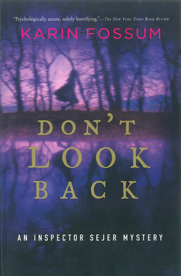 Don't Look Back (Inspector Sejer Mysteries #1) Cover Image