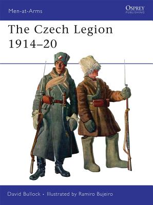 The Czech Legion, 1914-20 Cover