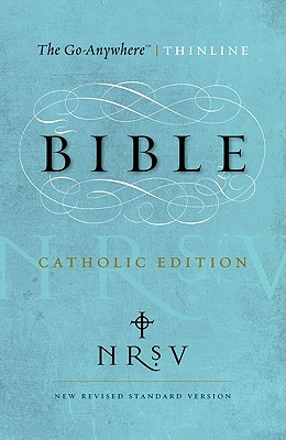 Go-Anywhere Thinline-NRSV-Catholic Cover Image