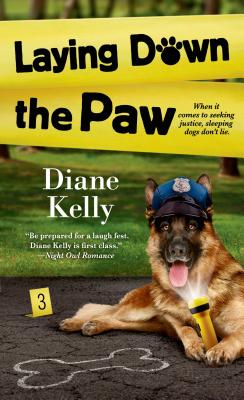 Laying Down the Paw (A Paw Enforcement Novel #3) Cover Image