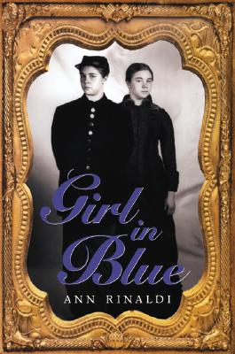 Girl in Blue Cover Image