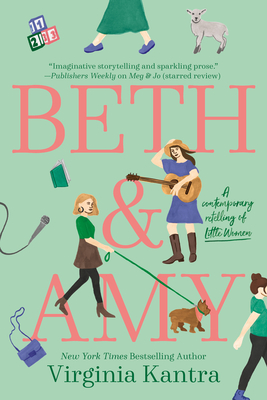 Cover for Beth and Amy (The March Sisters #2)