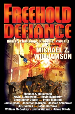 Freehold: Defiance Cover Image