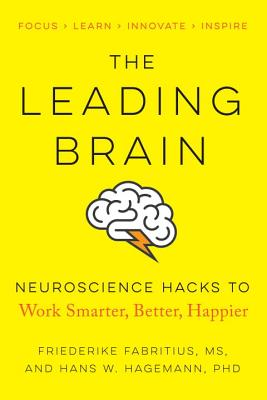 Cover for The Leading Brain