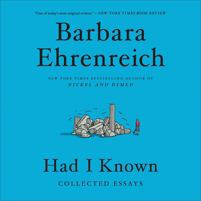 Had I Known: Collected Essays Cover Image