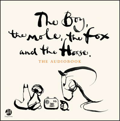 The Boy, the Mole, the Fox and the Horse CD Cover Image