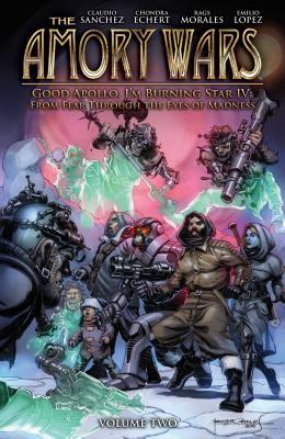 The Amory Wars: Good Apollo I'm Burning Star IV Vol. 2 Cover Image