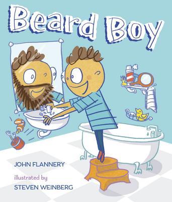 Cover for Beard Boy