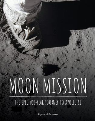 Cover for Moon Mission
