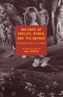 Records of Shelley, Byron, and the Author Cover