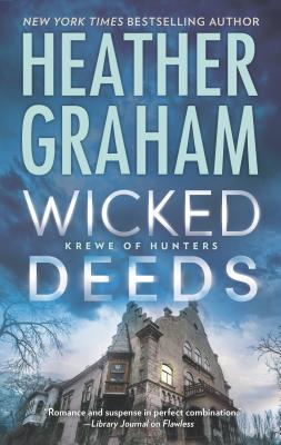 Wicked Deeds (Krewe of Hunters #23) Cover Image