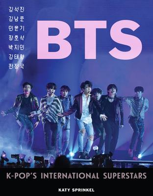 BTS: K-Pop's International Superstars Cover Image