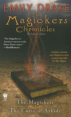 Cover for The Magickers Chronicles