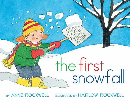 Cover for The First Snowfall