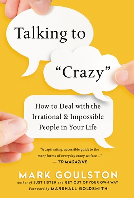 Talking to Crazy Cover