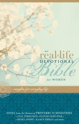 Real-Life Devotional Bible for Women-NIV Cover Image