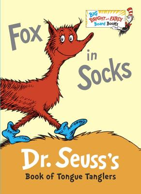 Fox in Socks (Big Bright & Early Board Book) Cover Image