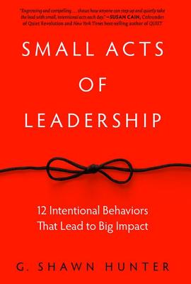 Small Acts of Leadership Cover