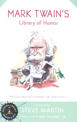 Mark Twain's Library of Humor Cover