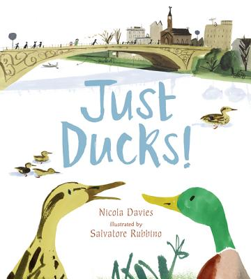 Just Ducks! Cover