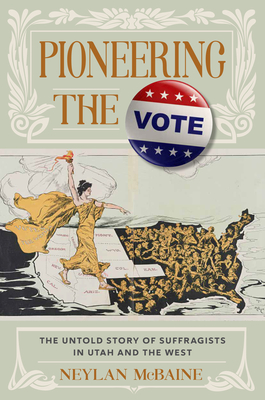 Cover for Pioneering the Vote