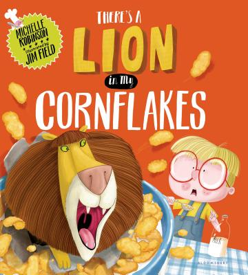 There's a Lion in My Cornflakes Cover Image